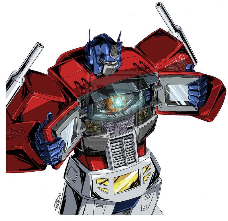 The Coronation of Optimus Prime
