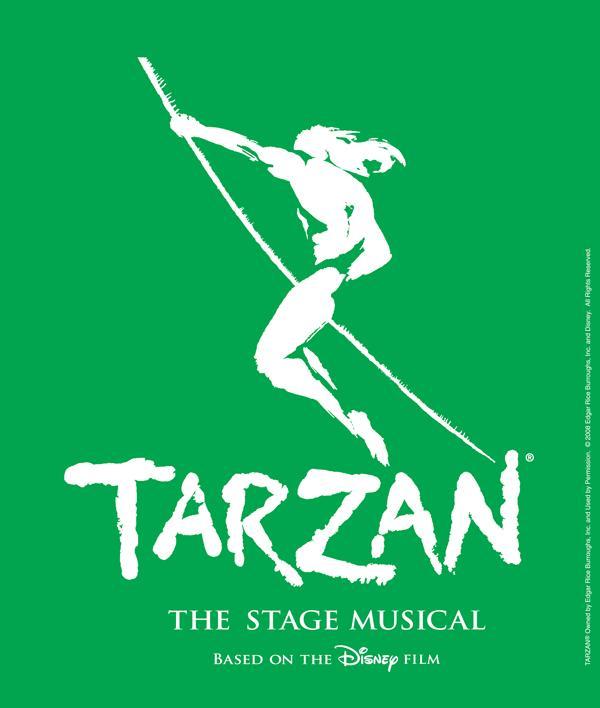TARZAN THE MUSICAL!