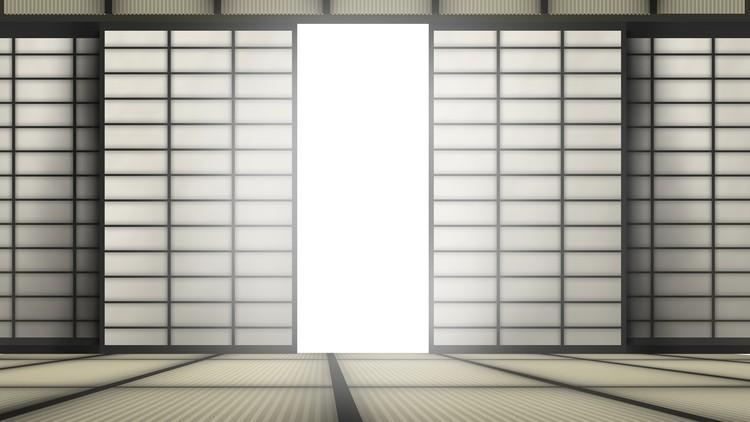 Create a Dojo Background for Animation in Photoshop - simpliv