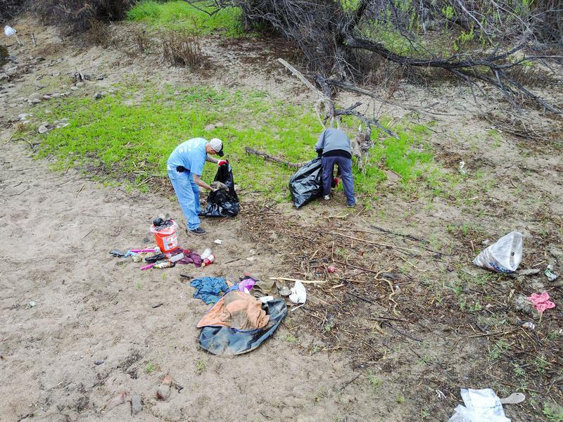 KIW Impact Friday Cleanup: 11/24. Lake Pleasant