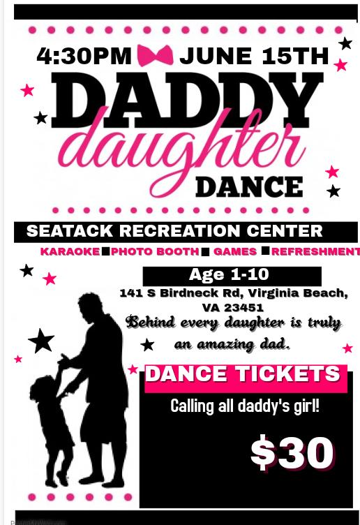 Calling all daddy's girls