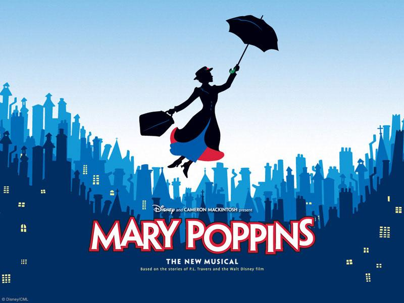 Auditions for Mary Poppins