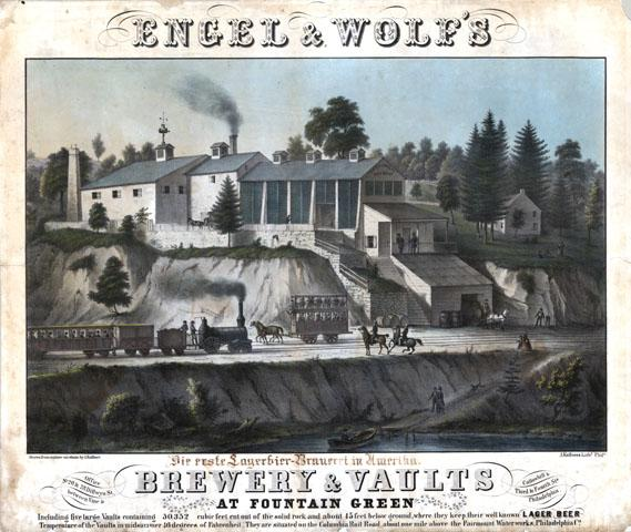 TRAILS to ALES: Brewing History Hike in East Park (ending at Parks On Tap)