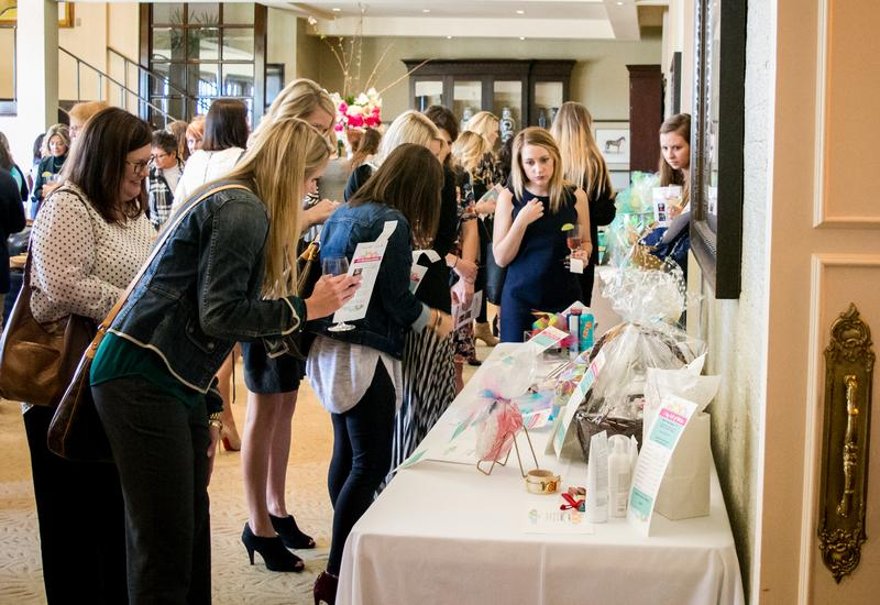 """11th Annual """"A Bag Full of Wishes"""" Wish Luncheon"""