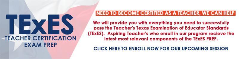 Teacher Certification Exam Prep