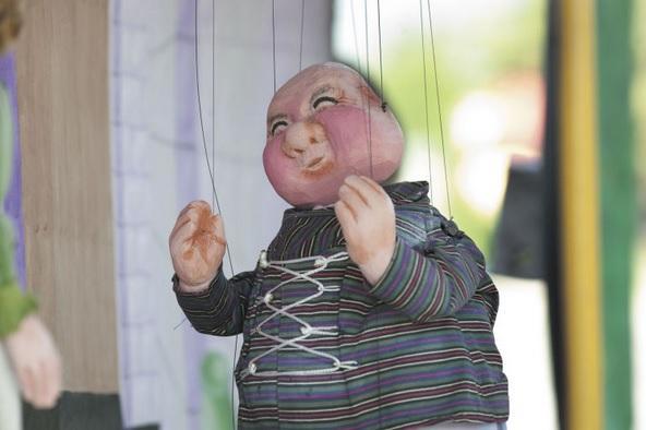Rumplestiltskin by Stevens Puppets