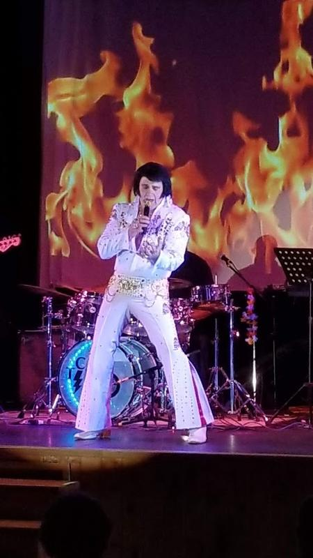Elvis Tribute (Featuring) Art Kistler & The EP Boulevard Band