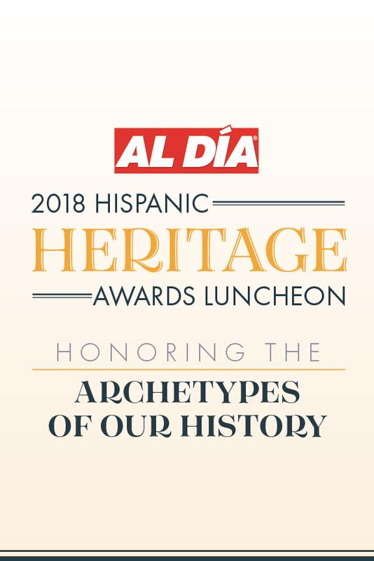 2018 Hispanic Heritage Awards Luncheon