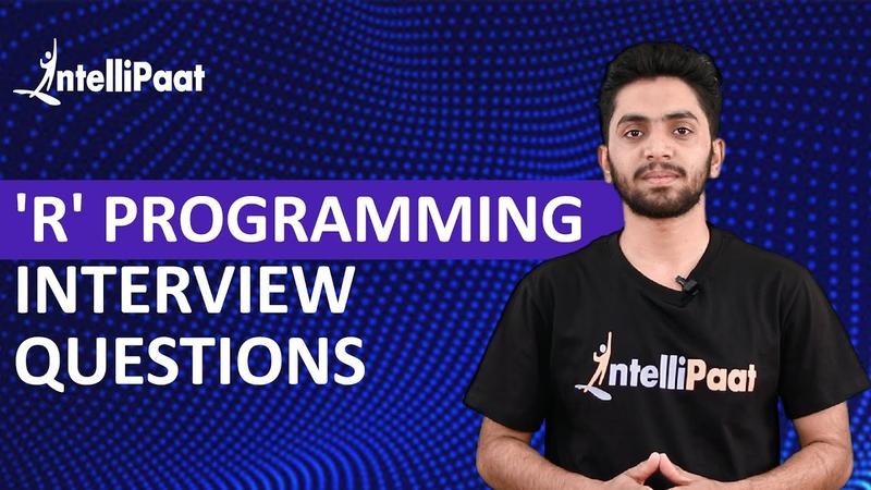 R Programming Interview Questions | R Programming