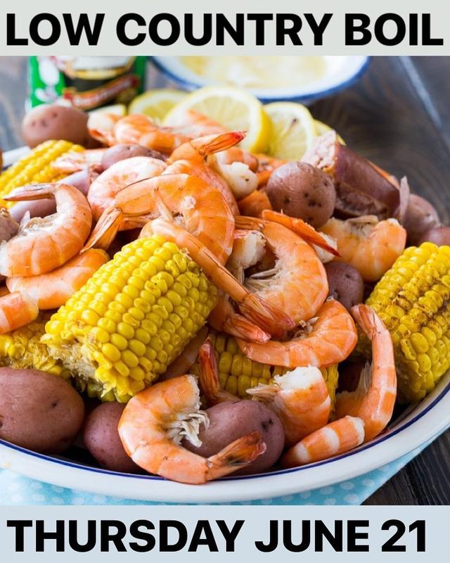Evil Genius Low Country Boil