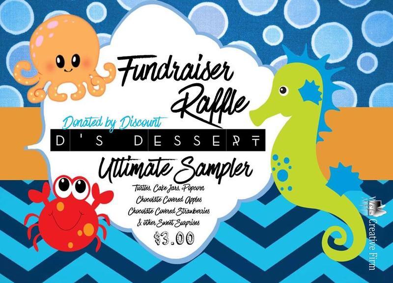 D's Dessert Ultimate Sampler Raffle Fundraiser