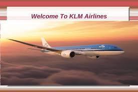 KLM Change Flight