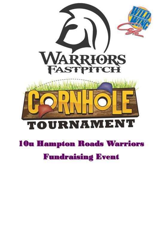 Warriors Fastpitch 10u Cornhole Tournament Fundraiser