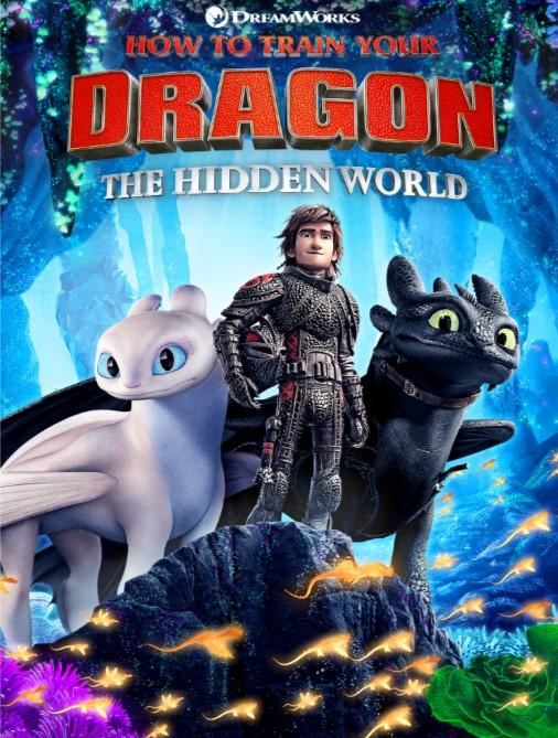 Summer Reading Family Movie: How to Train Your Dragon: The Hidden World