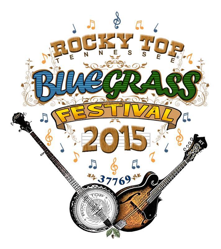 Rocky Top Bluegrass Festival 2015