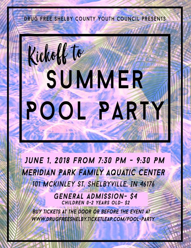 Kick off to Summer Pool Party