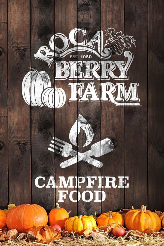2018 Campfire Food