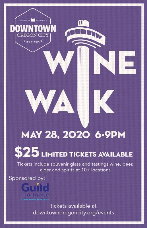 Spring 2020 Downtown OC Wine Walk