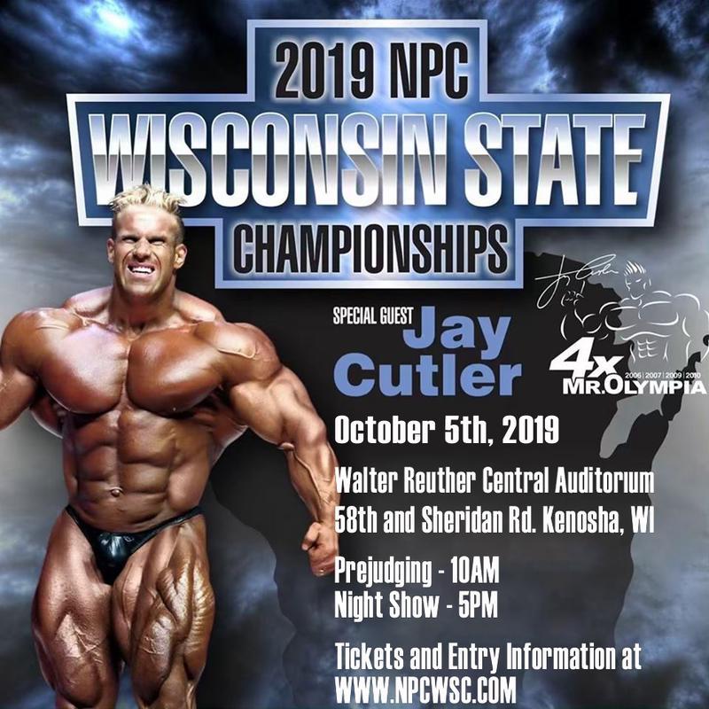 2019 NPC Wisconsin State Championship