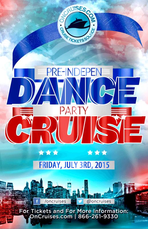 Pre-IndepenDANCE Party Cruise