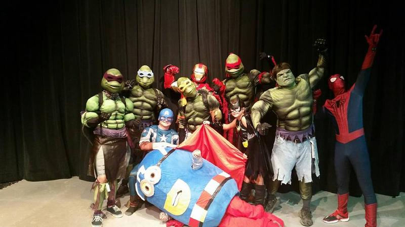 Heroes Action Show Hobbs NM