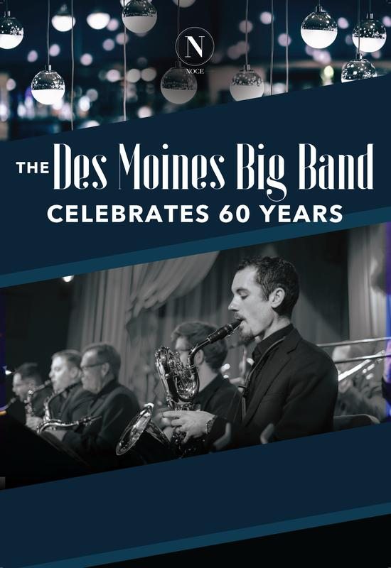 The Des Moines Big Band, in Residence