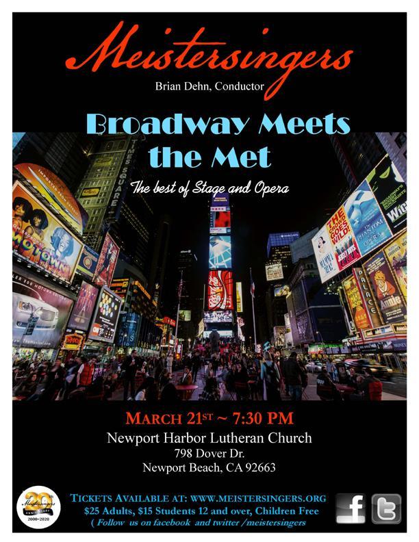 Broadway Meets the Met
