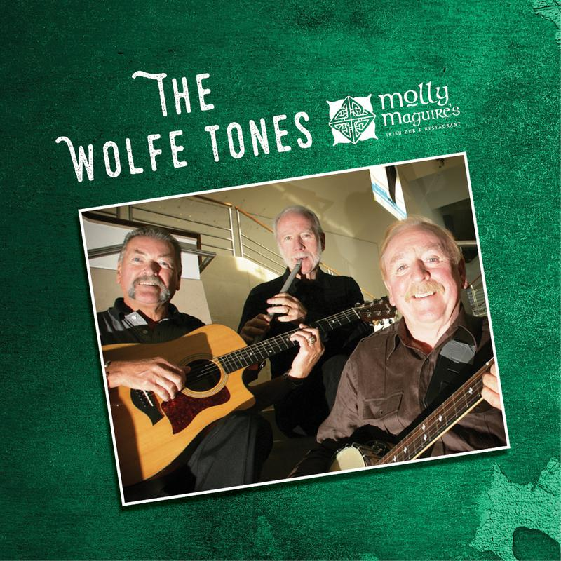 The Wolfe Tones @ Molly Maguire's