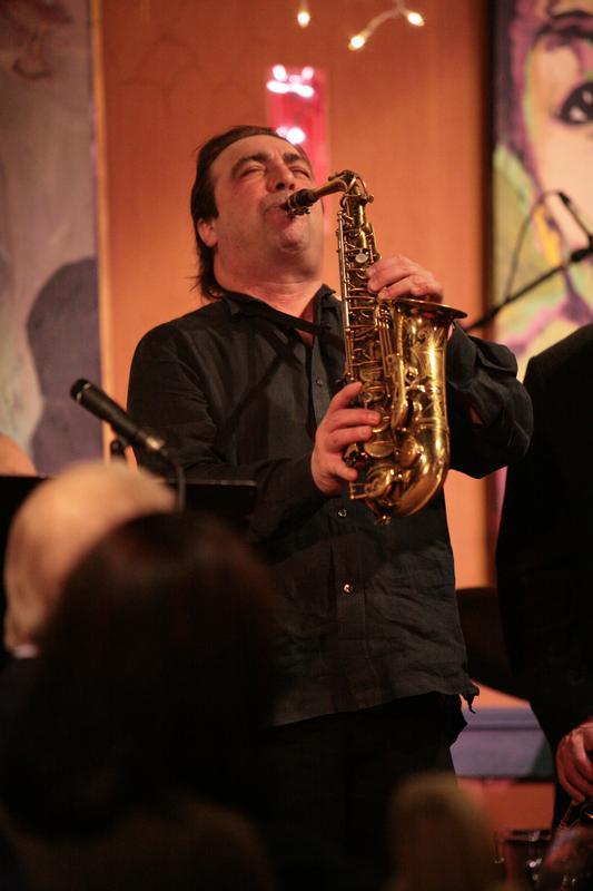 Greg Abate (Masterclass + Concert)