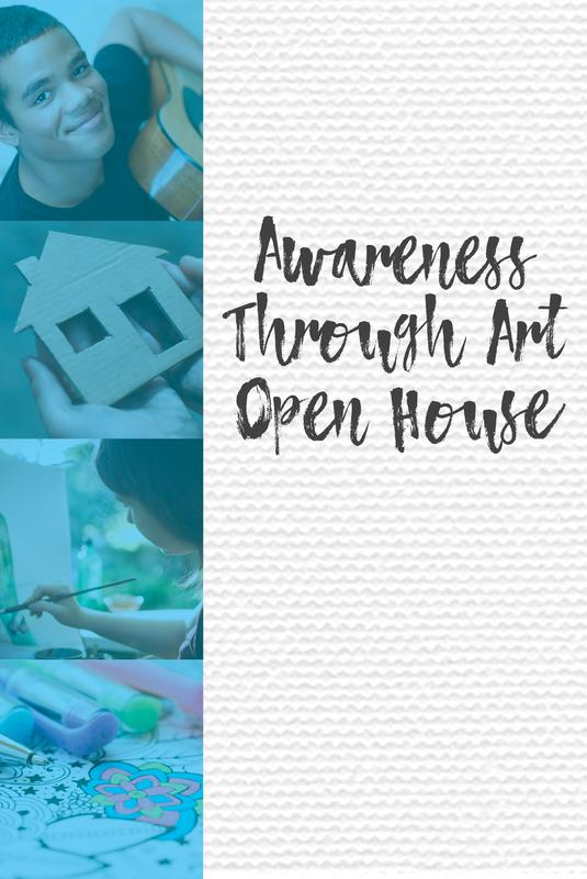Casa Youth Shelter Awareness Through Art Open House ***POSTPONED UNTIL FURTHER NOTICE***