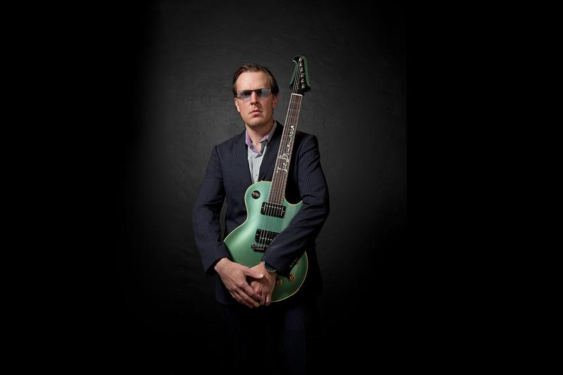 Joe Bonamassa Live at the Santander Performing Arts Center!