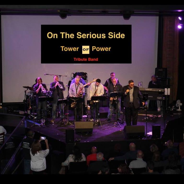 Tribute to Billy Joel and Tower of Power at ToM