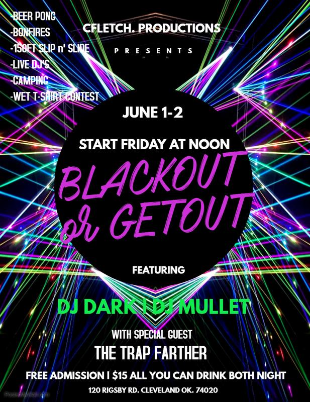 Black out or get out 2 days 1 night