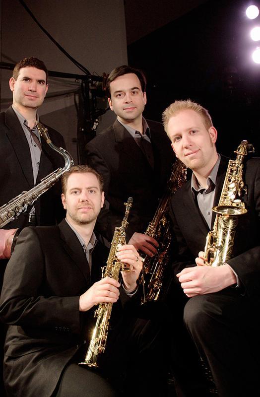 New Music Concert Series: PRISM Quartet