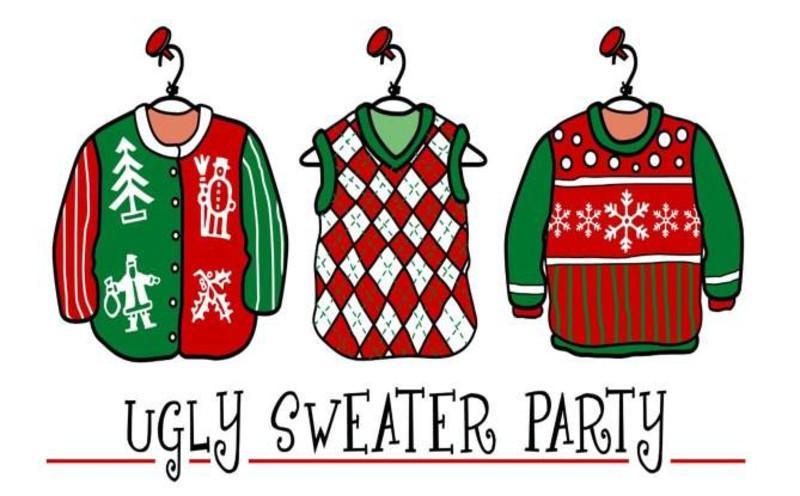 The Ugly Sweater Crawl - Yuma