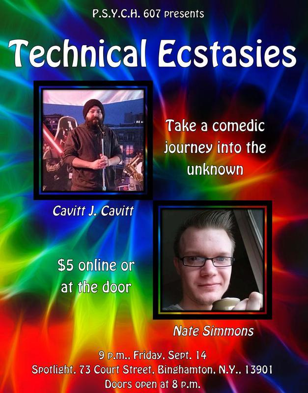 Technical Ecstasies
