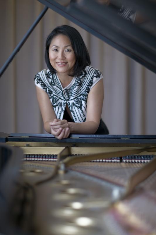 Debra Lew Harder, piano
