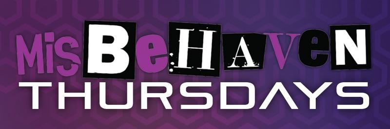 MisBeHaven THURSDAYS @ HAVEN NIGHTCLUB AC