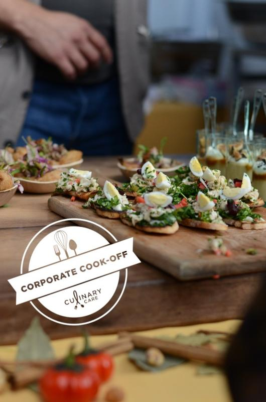 Corporate Cook-Off 2016