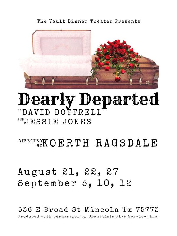 Dearly Departed - September 5