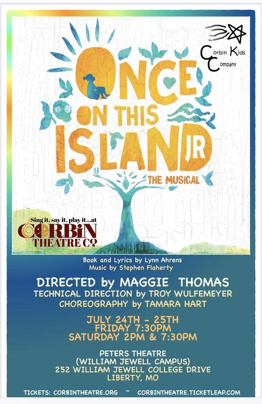 Once On This Island Jr. CKC