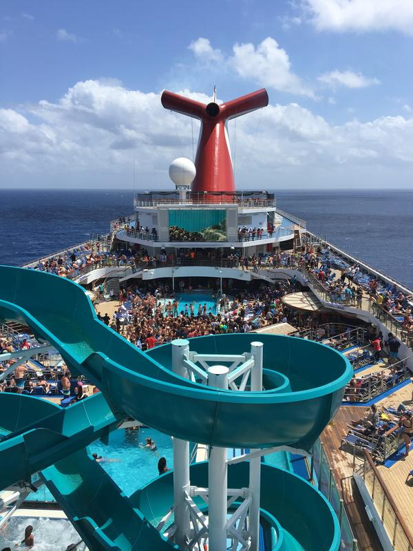Class of 2018 Bahamas Cruise!