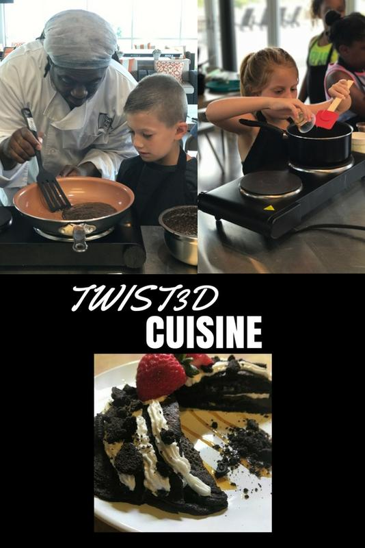 Twist3d Cuisine Presents The Science of Yum