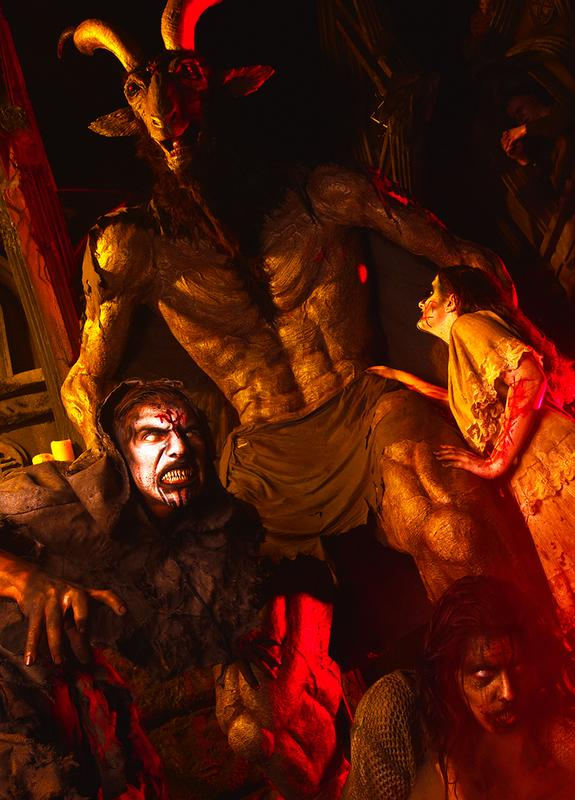 Best Haunted Houses In Illinois 2019 The Massacre Haunted House Tickets