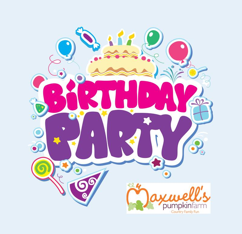2018 Birthday Party Reservation