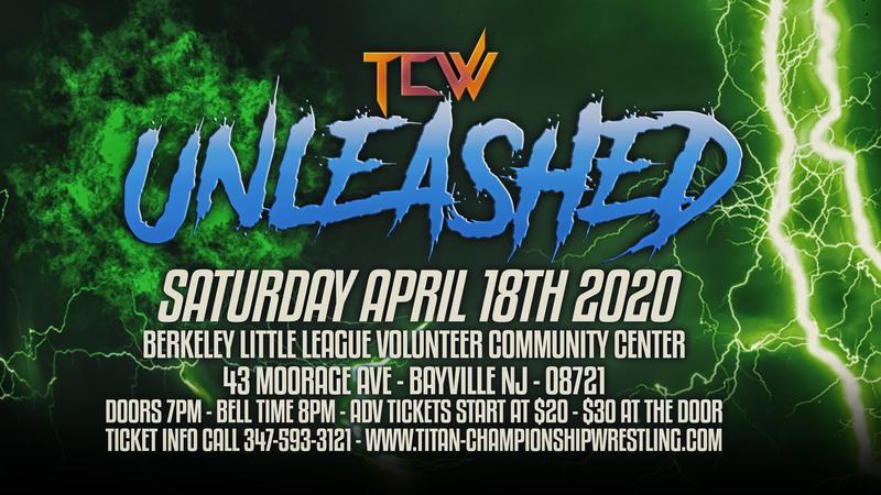 TCW presents Unleashed