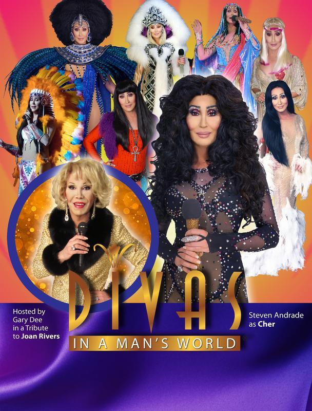 Divas in a Man's World 2018