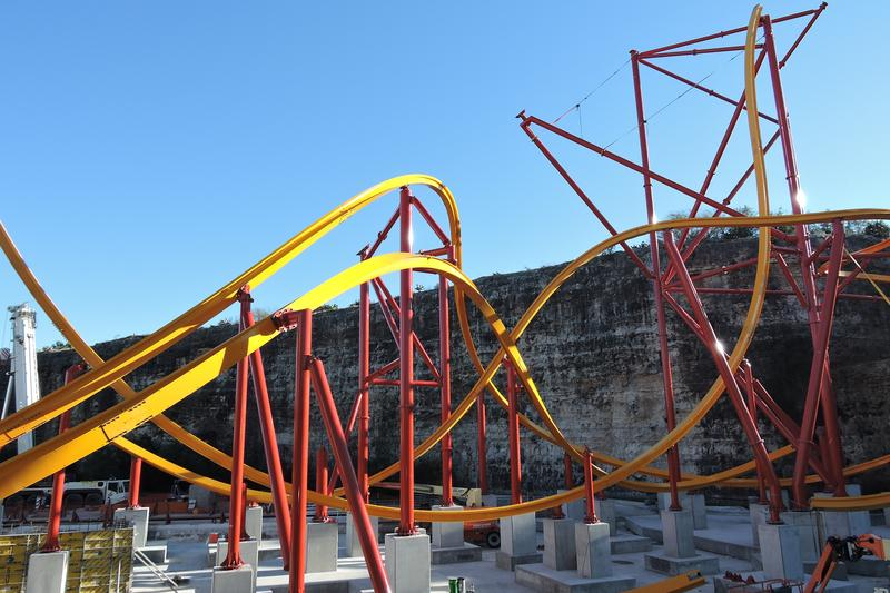 Wonder Woman Golden Lasso Coaster VIP Event