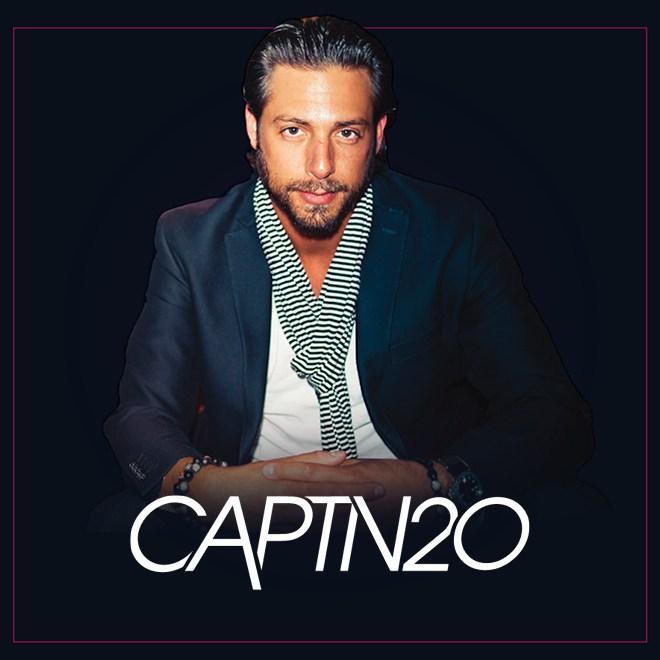 DJ Captn 20 @ Haven Nightclub AC August 23