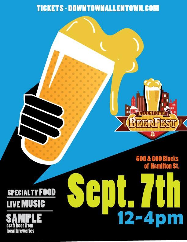 4th Annual Allentown Beer Fest